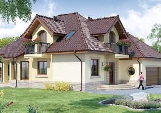 dom na sprzedaż - Młodzieszyn